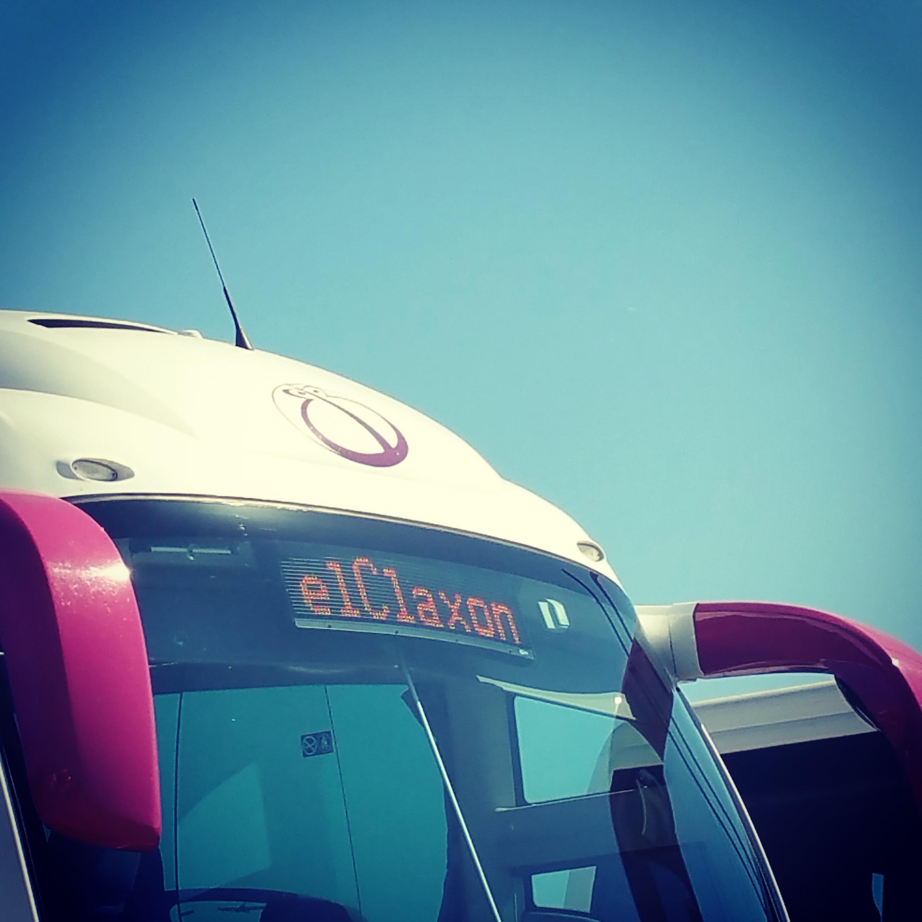 elClaxon exterior alquiler autocar irizar i6 barcelona