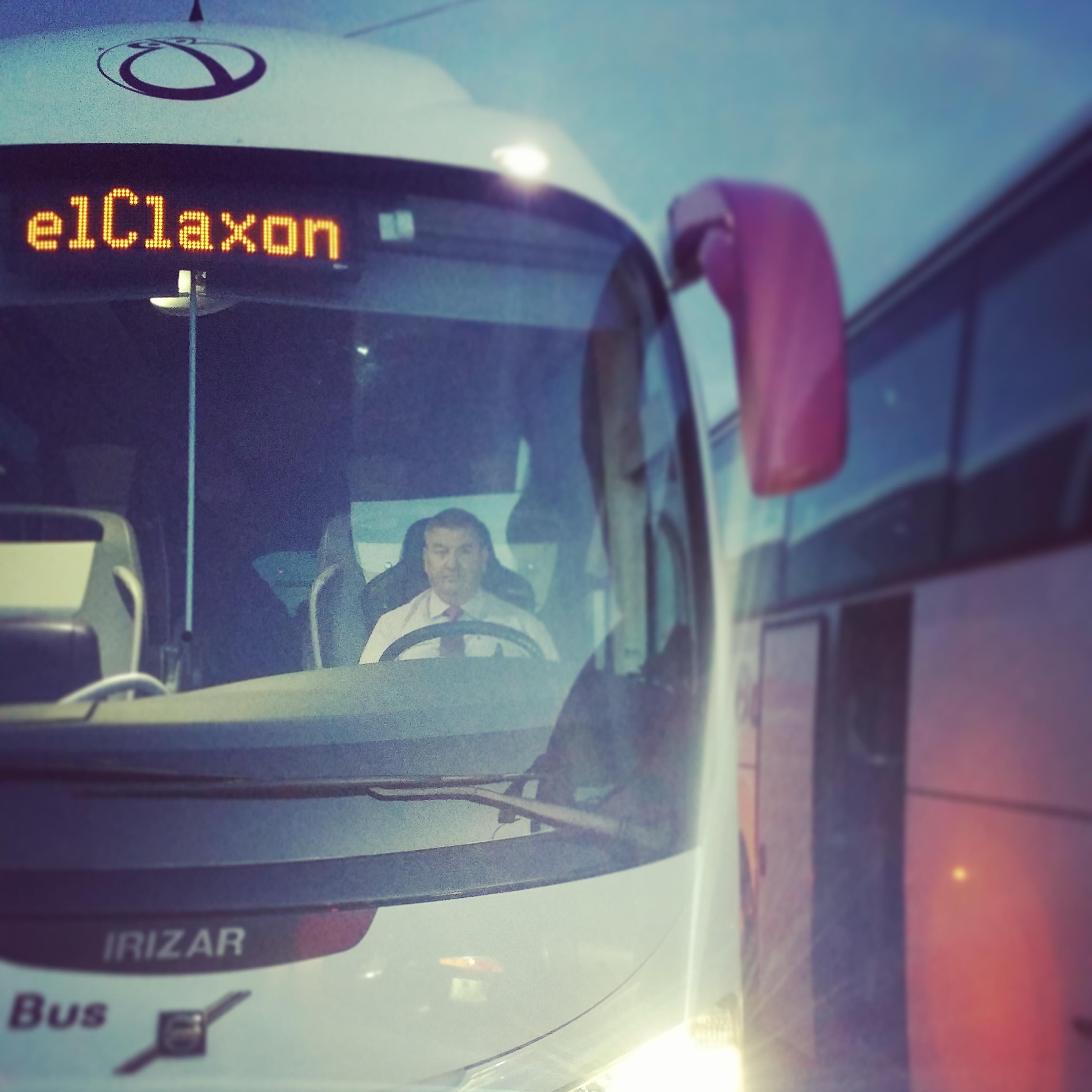 elClaxon Alquiler autocar Agencia Viajes y Touroperadores Barcelona
