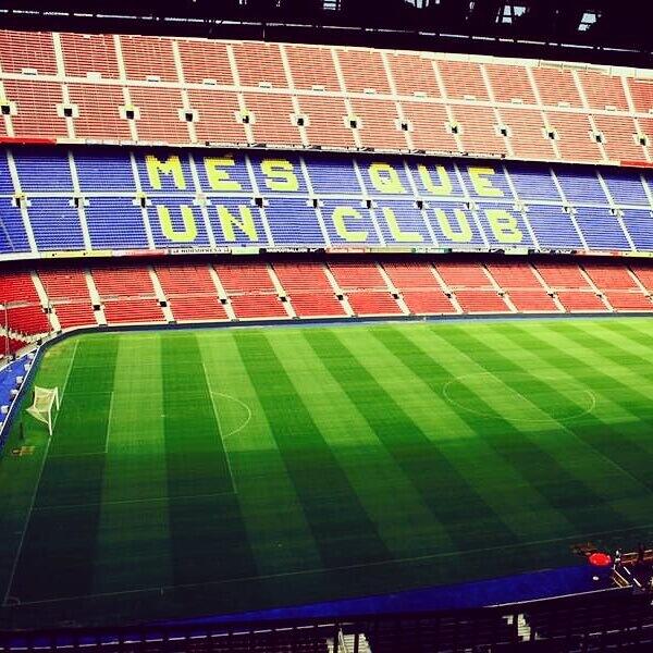 Visitar el Camp Nou en autocar Barcelona