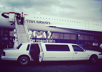 Rent a limousine in Barcelona